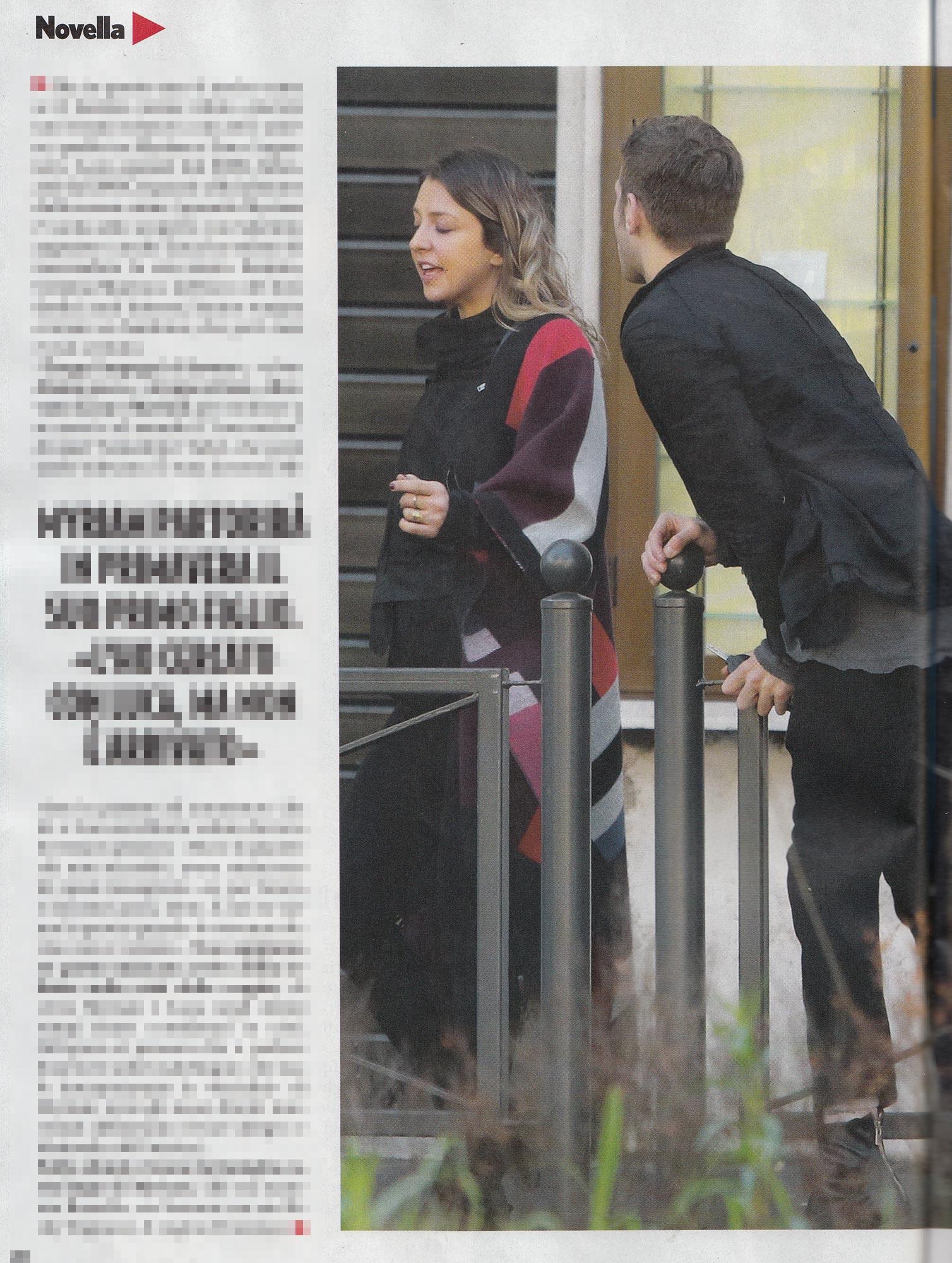 Myriam Catania Incinta di 5 Mesi (FOTO)