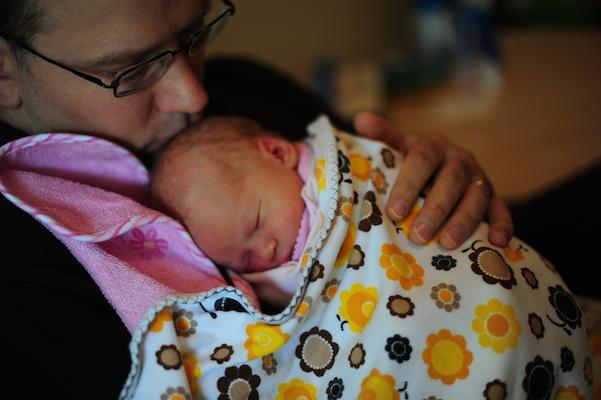 diritti del padre alla nascita del figlio