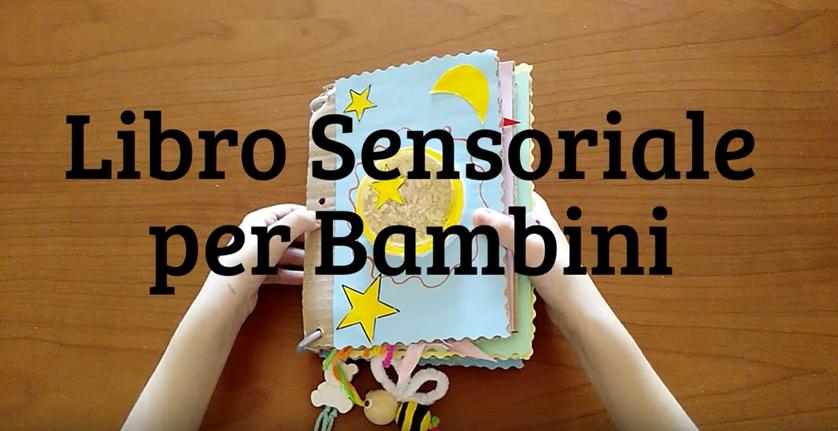 Ben noto Libro Sensoriale per Bambini Fai da Te (24 - 36 Mesi) DV17