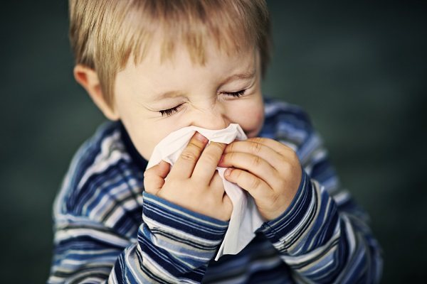 rimedi naturali per bambini raffreddati
