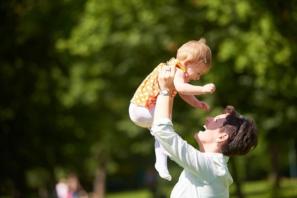 Mandare un figlio al nido: mamme non sentitevi in colpa