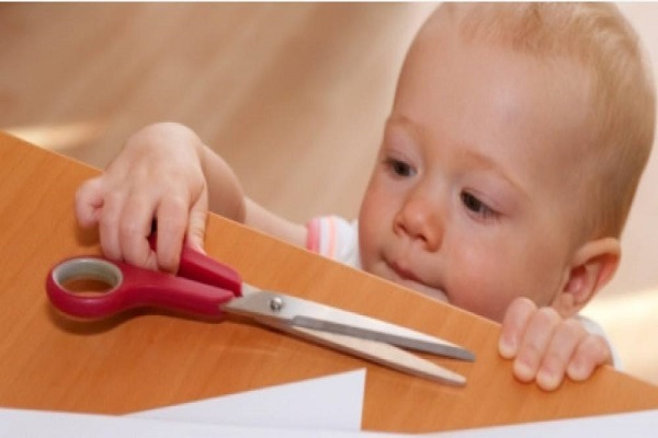 bambini sicuri in casa test