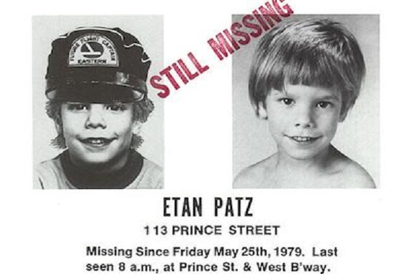 bimbo scomparso colpevole trovato 38 anni dopo