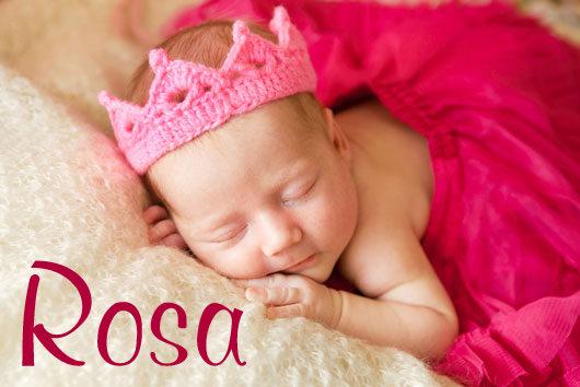 nome rosa