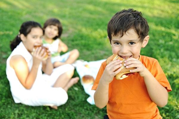 Merenda per Bambini: un Pasto Importante