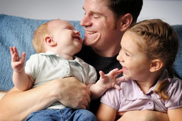 I Papà non Sono Babysitter
