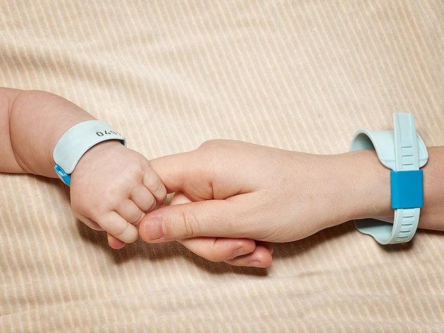 il neonato sente l'affetto della mamma