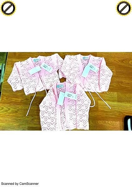 Capi di Abbigliamento per Bambini Ritirati dal Mercato