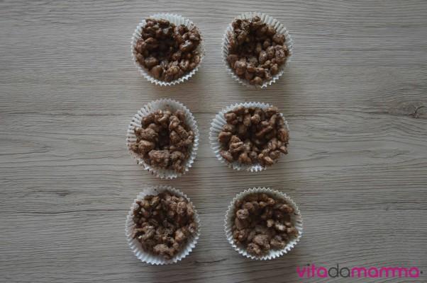 Ricetta per Pasqua: nidi di cioccolato dolci