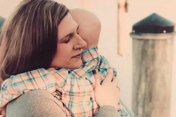 Nolan Scully Mamma racconta su facebook la morte di suo figlio