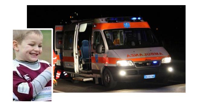 Tragedia a Rivignano: muore un bimbo di 5 anni