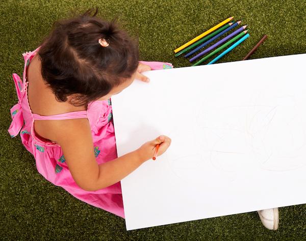 colori per bambini scelta