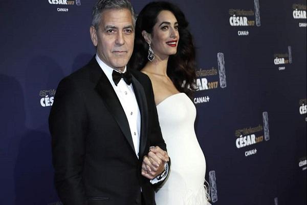 George Clooney e Amal sono diventati genitori!