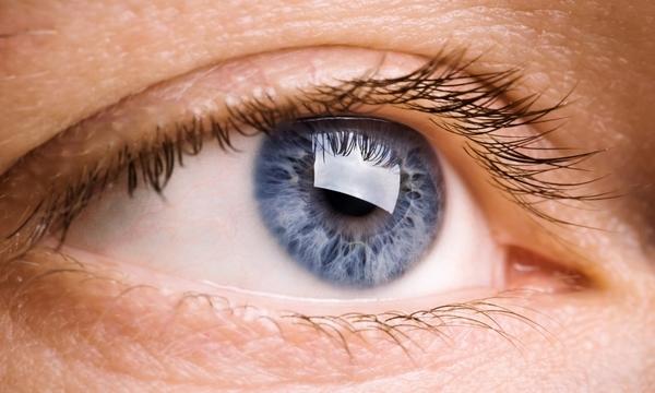Occhi azzurri datati