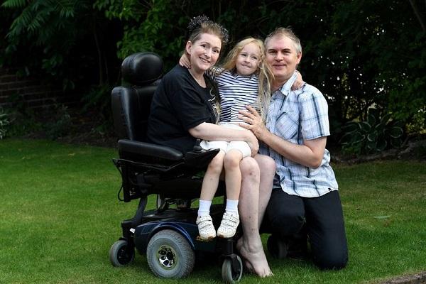 Paralizzata dopo un rapporto intimo: era incinta di 6 mesi