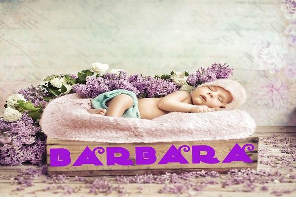 Cosa significa il nome Barbara