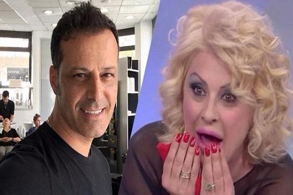 Tina Cipollari conferma la crisi con il marito Chicco Nalli