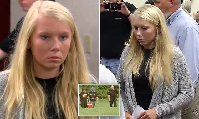 Brooke Skylar Richardson 18enne accusata di omicidio