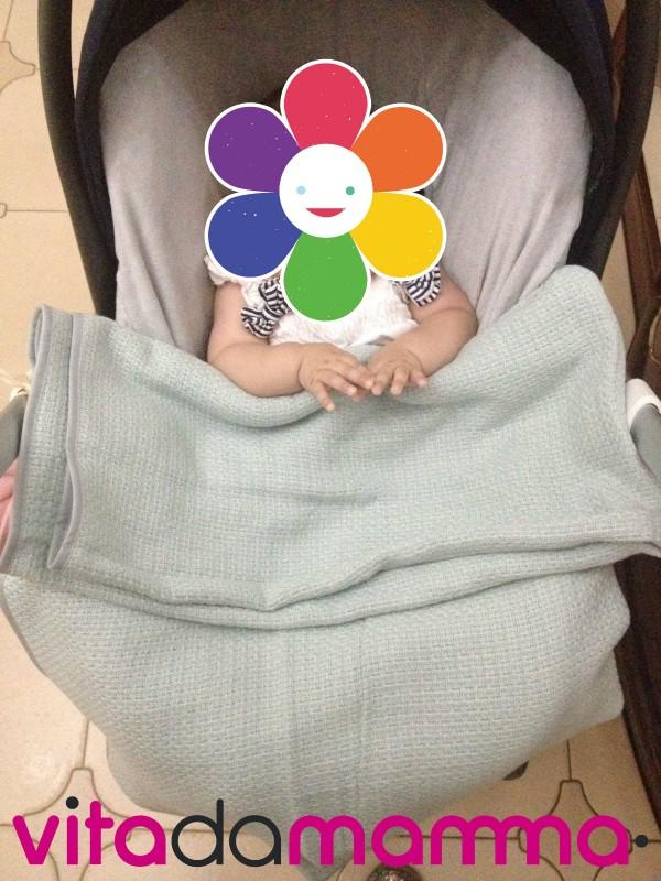 copertina per neonato