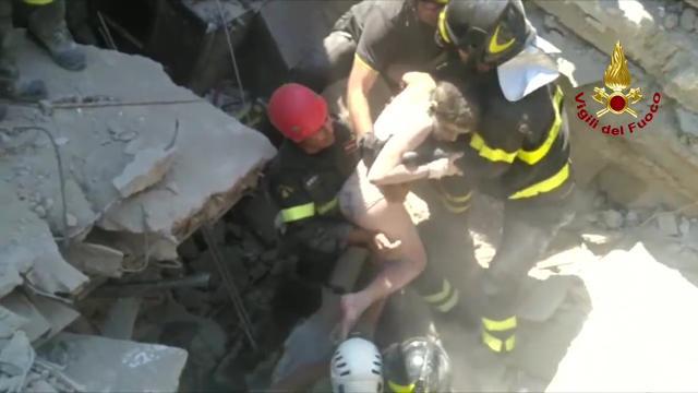 Sisma Ischia, Frattasi: al lavoro 260 vigili del fuoco