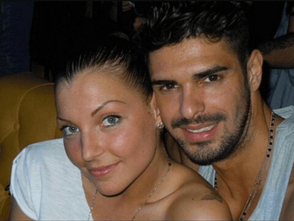 Cristian e Tara 1° anno insieme da marito e moglie