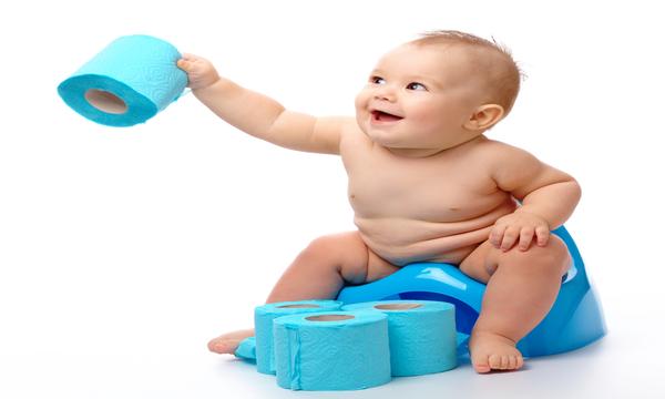vasino per bambini, come passare dal pannolino al wc