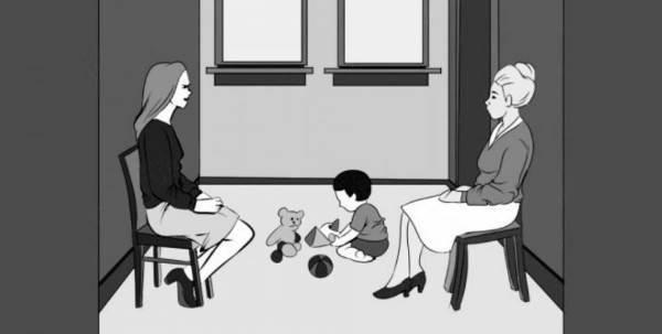 chi è la madre del bambino?