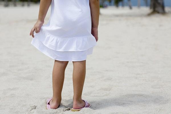 Sandpiper: storia della bambina sulla spiaggia