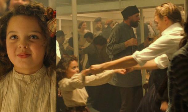 Alexandrea Owens: come è diventata la bimba del Titanic