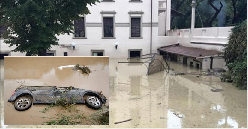 Nubifragio di Livorno vittime