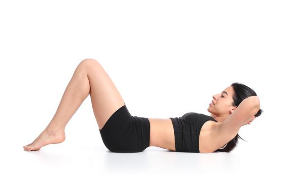 pancia dopo il parto, esercizi fisici per ridurla