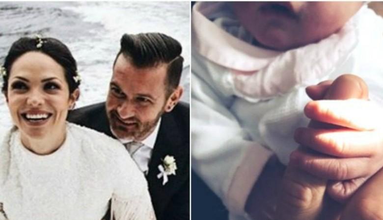 Lavinia Biancalani e Andro dei Negramaro sono diventati mamma e papà