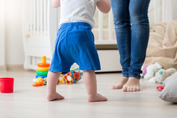 primo anno di vita del bambino, quali capacità si sviluppano