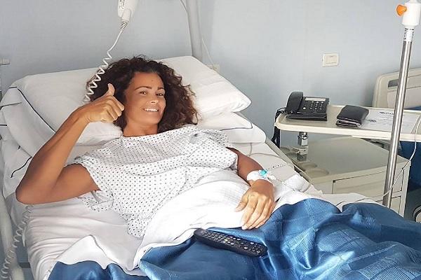 Samantha De Grenet: bella notizia dopo il ricovero