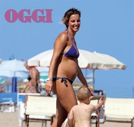 Tania Cagnotto incinta: prove da futura mamma