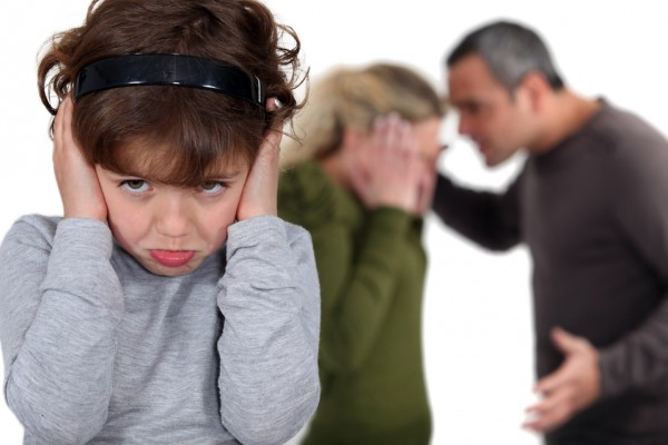separazione con figli minori