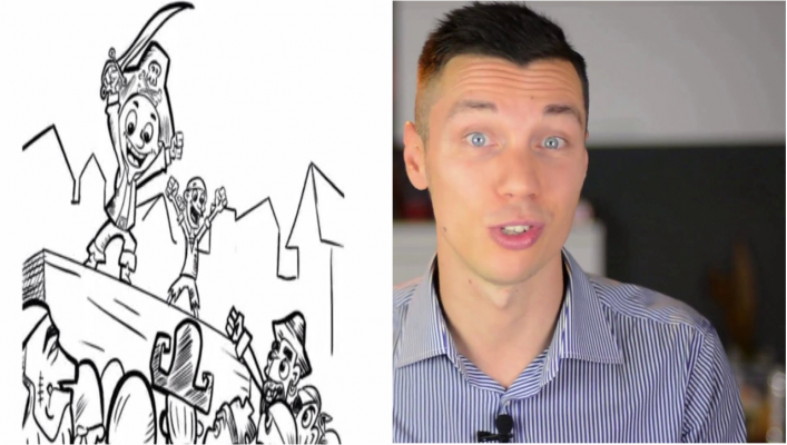 perdere il lavoro video favola per spiegarlo ai bambini