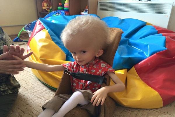 Dima Kalekin: abbandonato perché malato trova una famiglia
