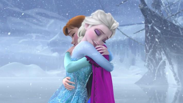 finale di Frozen
