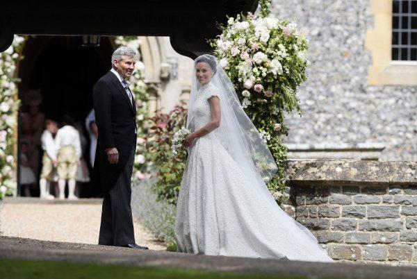 Pippa Middleton dopo il matrimonio