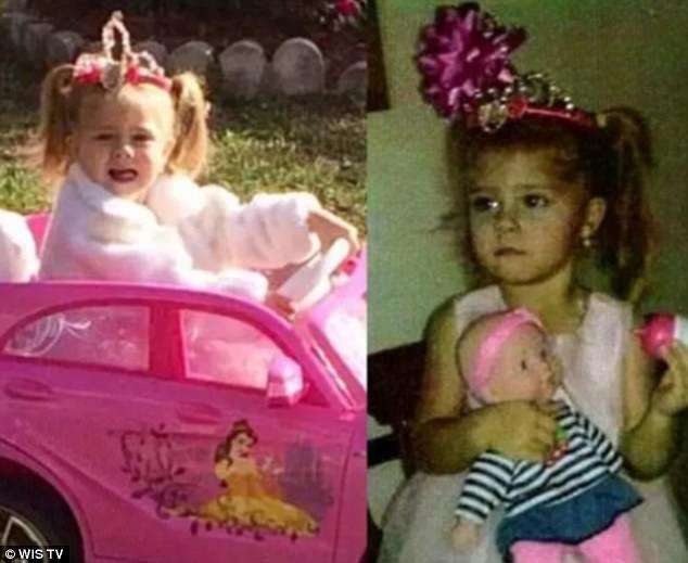 Bambina scomparsa durante la notte Jacksonville, nella Carolina del Nord