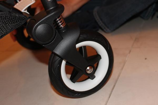 scegliere il passeggino ruote
