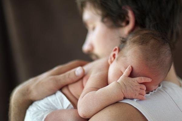 Papà in sala parto e travaglio: frasi da non dire