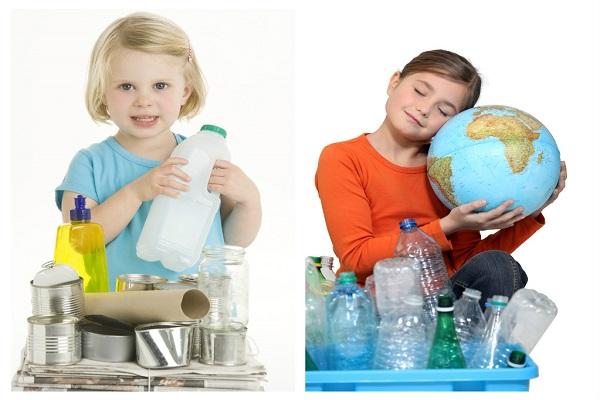 Come insegnare ai bambini la raccolta differenziata