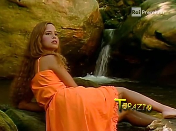 grecia colmenares topazio telenovela