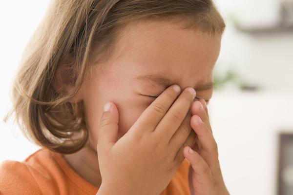 bambino ingestibile iperattività pianto