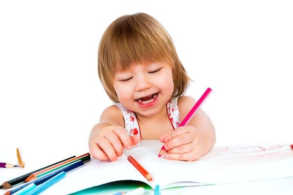 Significato dell' albero nei disegni dei bambini carattere