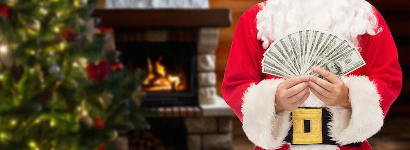 risparmiare a Natale, regali pochi ma buoni