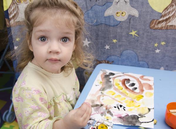 Come interpretare gli scarabocchi dei bambini psicologia