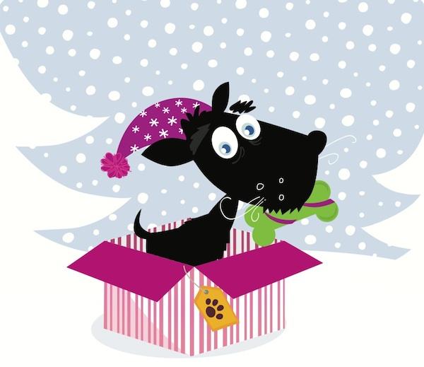 non regalare un cane a Natale consigli